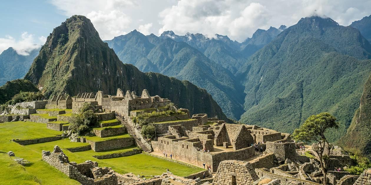 Machu Picchu - Vallée sacrée des Incas - Pérou