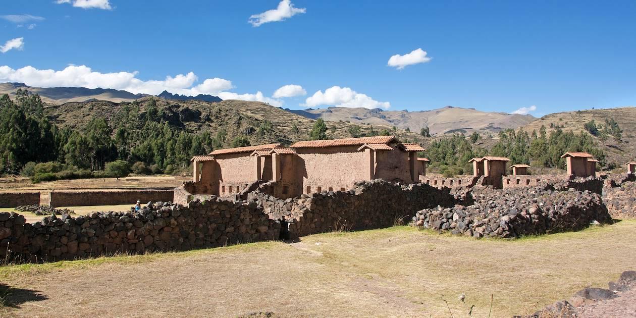 Raqchi - Province de Cuzco - Pérou