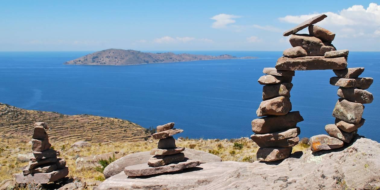 Lac du Titicaca - Pérou