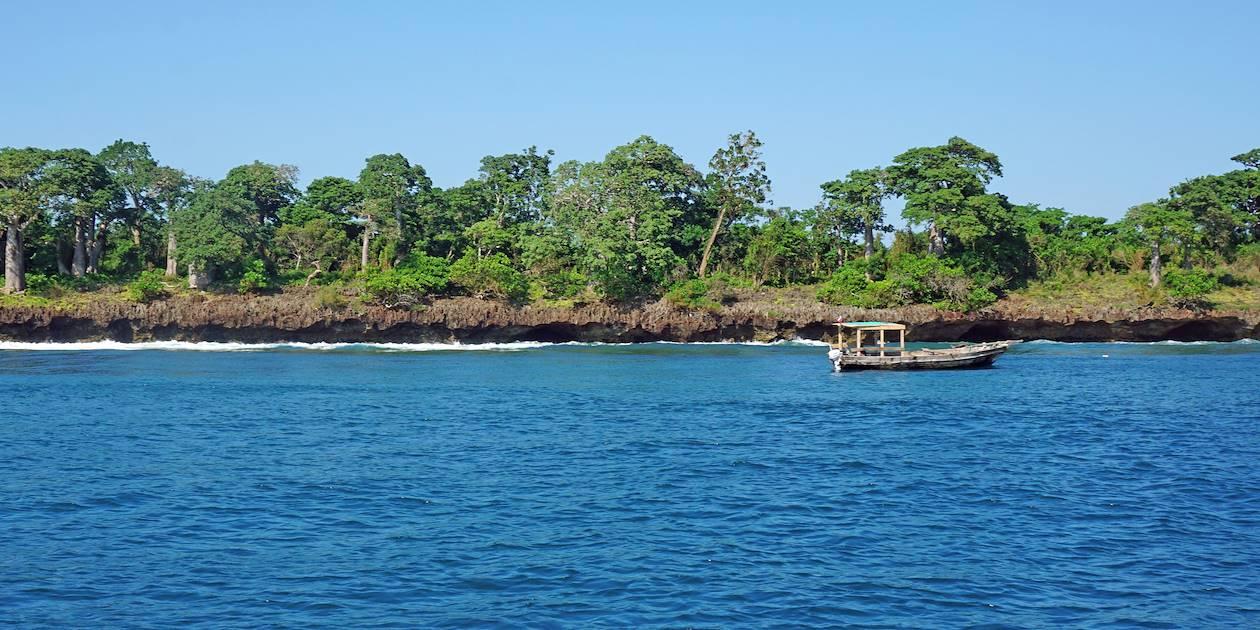 L'île de Wasini - Parc Marin de Kisite - Kenya