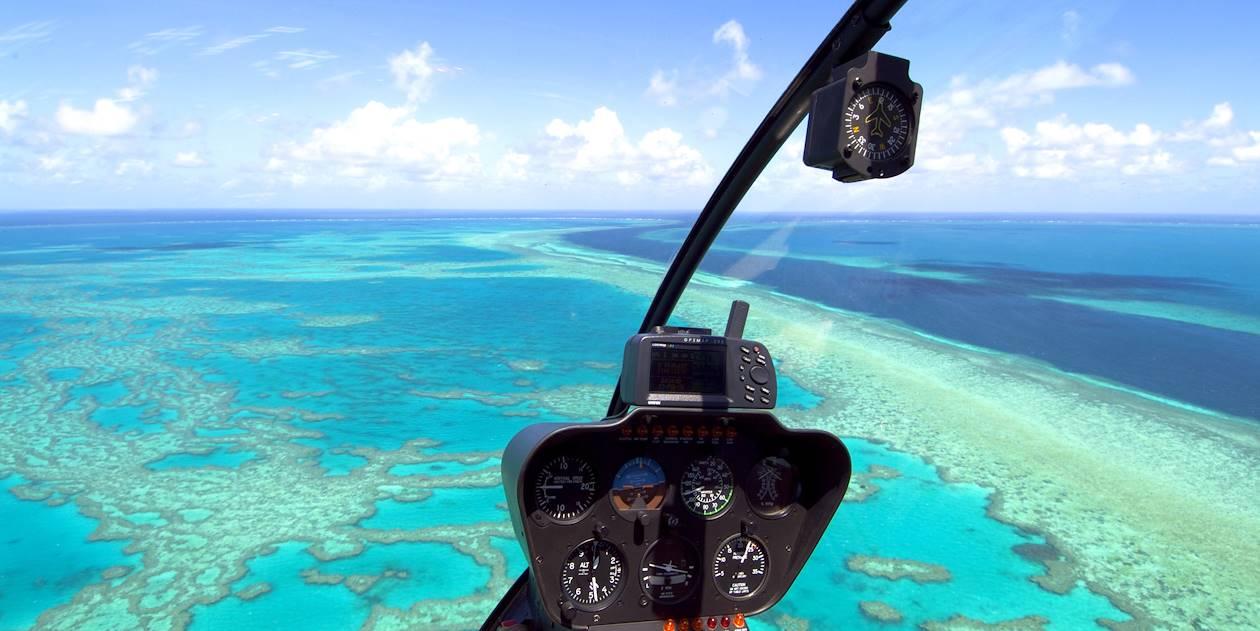 Hamilton Island - Queensland - Grande Barrière de Corail - Australie