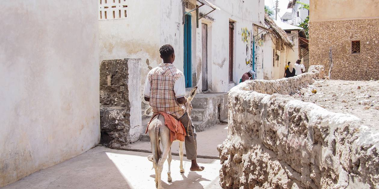 Vieille ville de Lamu - Kenya