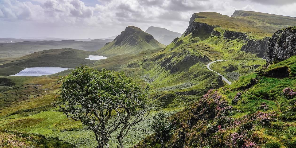 Quiraing - Île de Skye - Highland - Écosse
