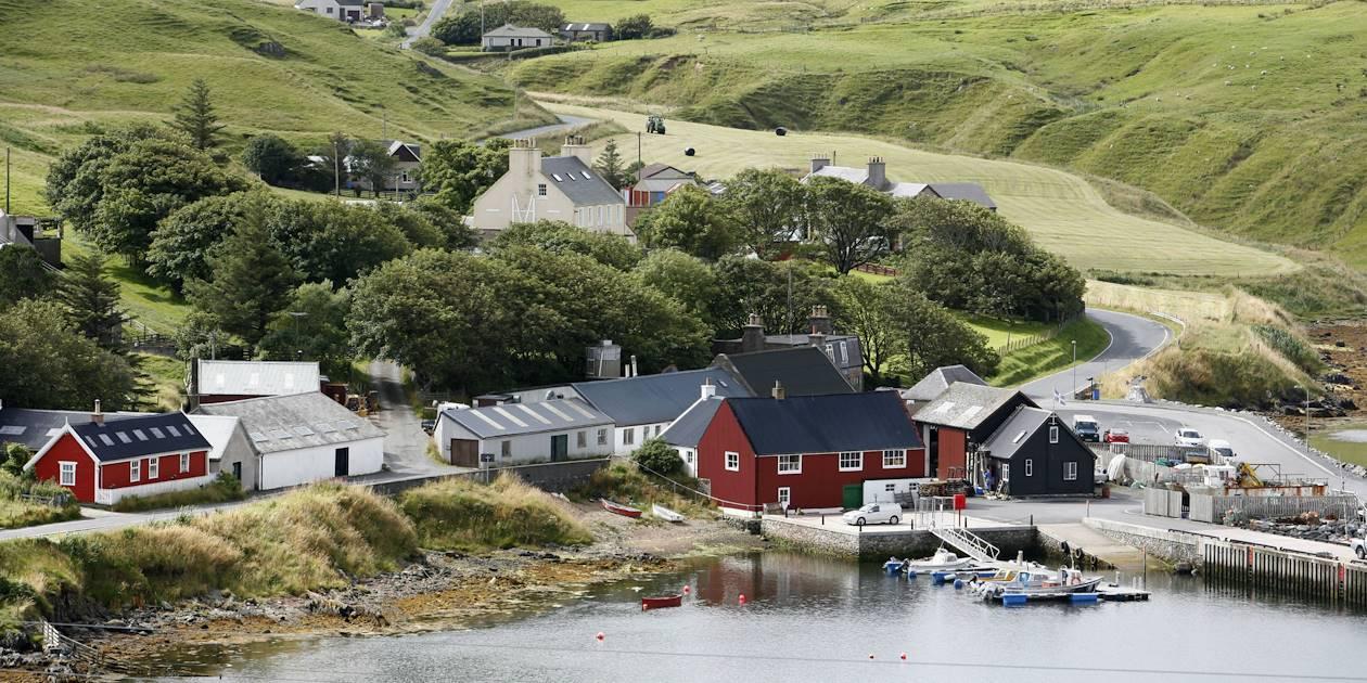 Ile de Mainland - Iles Shetland - Ecosse