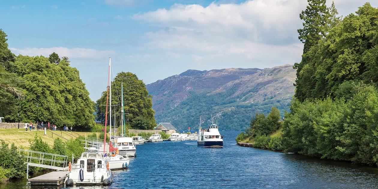 Fort Augustus - Ecosse - Highlands - Royaume-Uni