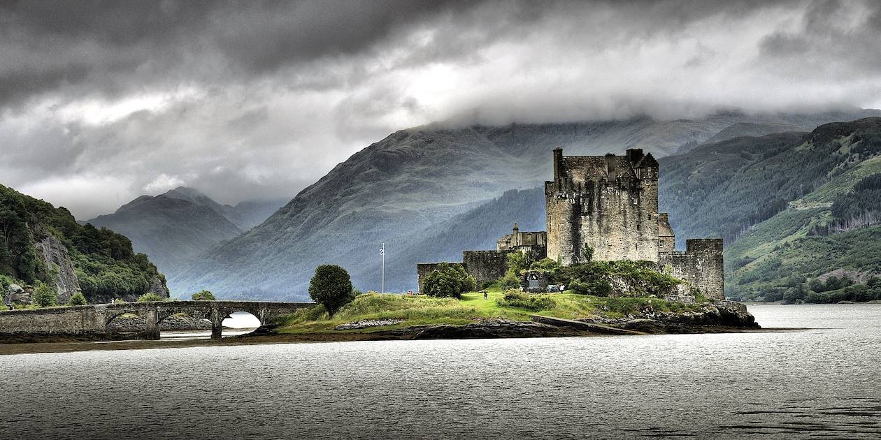 Eilean Donan castle - Highlands - Écosse