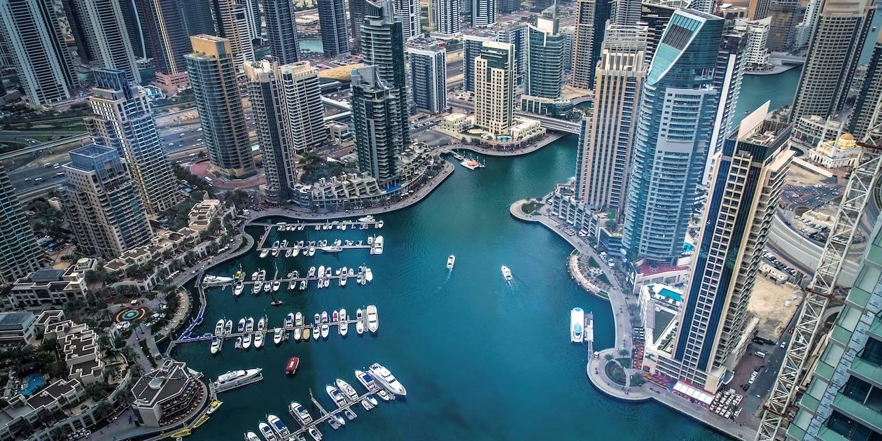 Marina Dubaï - Emirats Arabes Unis