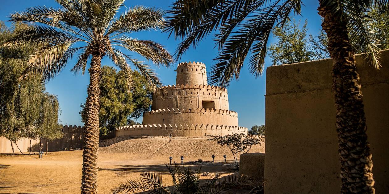 Le fort d'Al Jahili - Al Ain - Emirats Arabes Unis