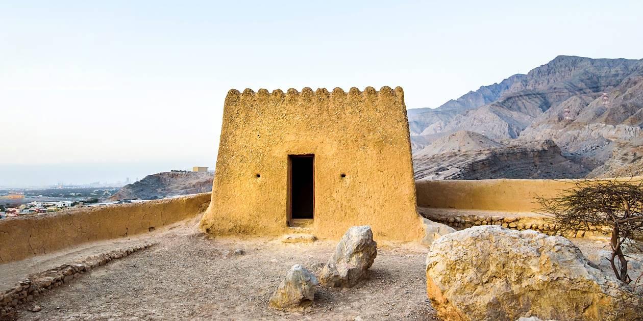 Fort de Dhayah - Ras Al Khaimah - Emirats Arabes Unis