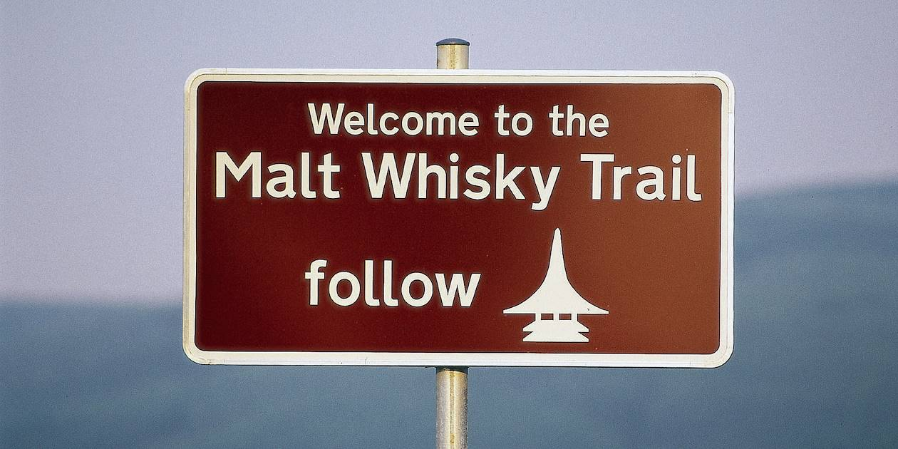 Malt Whisky Trail Follow - Ecosse
