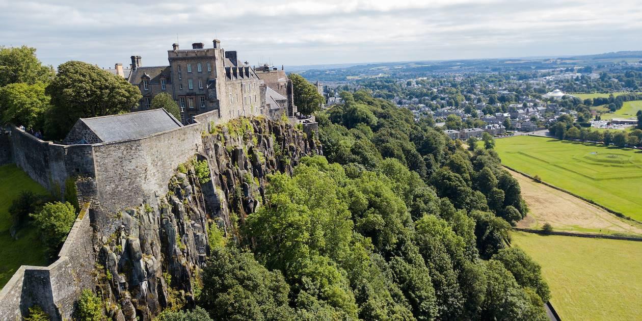 Château de Stirling - Stirling - Écosse
