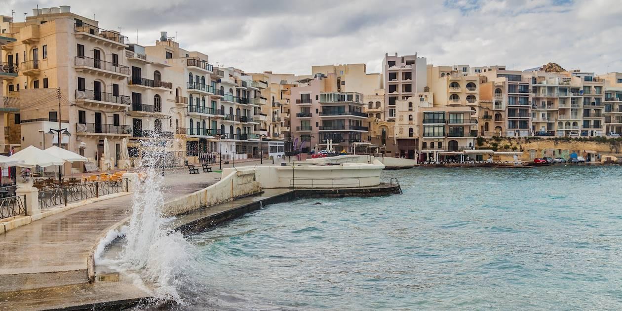 Marsalforn - Ile de Gozo - Malte