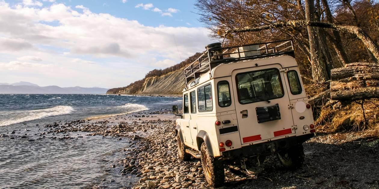 Lac Fagnano & Escondido en hors piste - Ushuaïa - Argentine