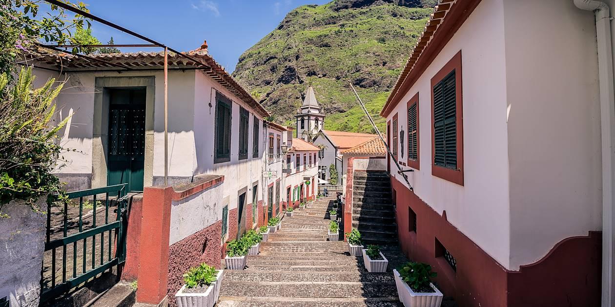 Centre de Sao Vicente - Madère - Portugal