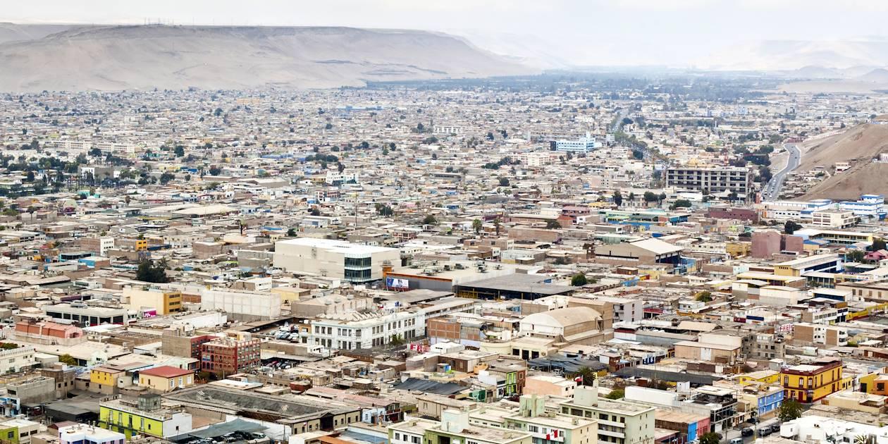 Arica - région d'Arica et Parinacota - Chili