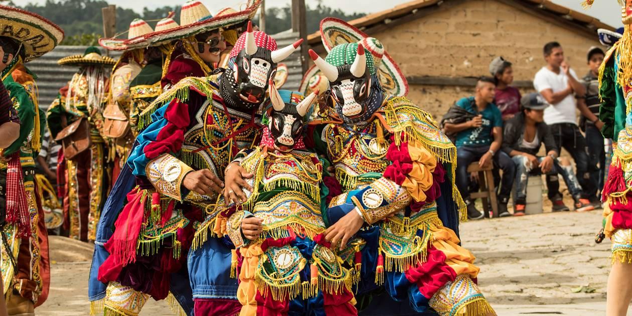 Danses et fêtes folkloriques - Guatemala