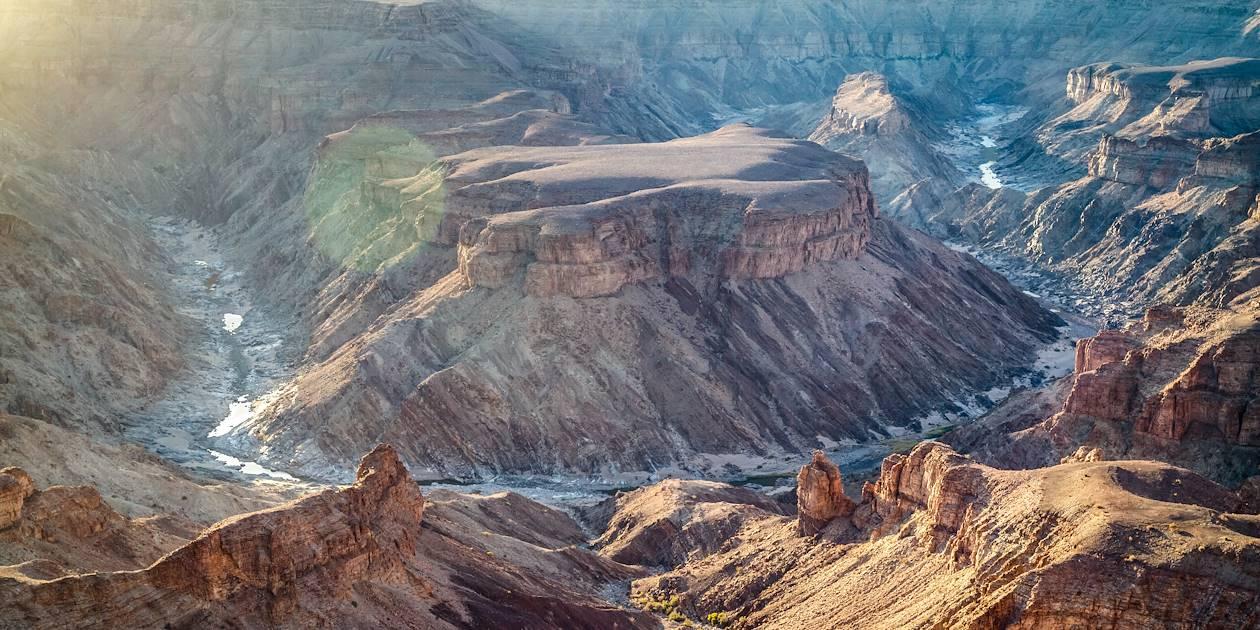 Canyon de la Fish River - Région de Karas - Namibie