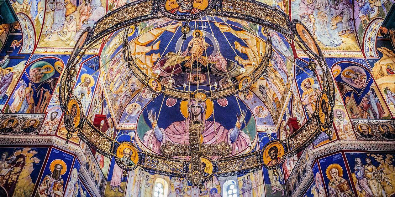 Eglise orthodoxe St Jovan Vladimir - Bar - Monténégro