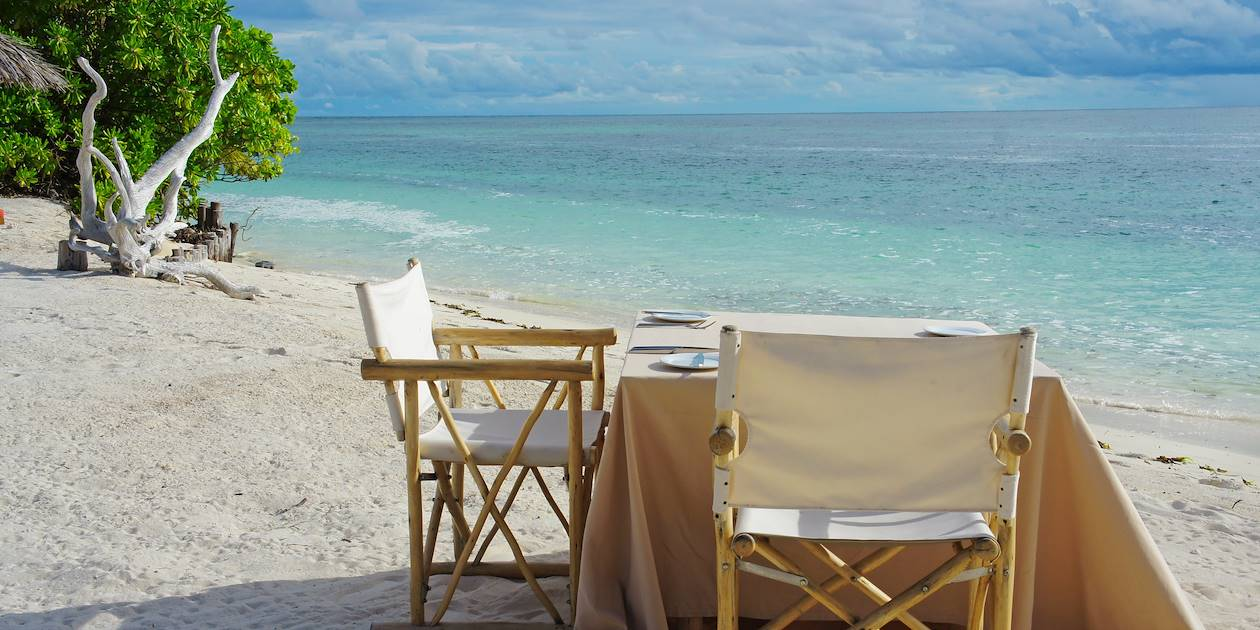 Ile Desroches - Iles Amirante - Seychelles