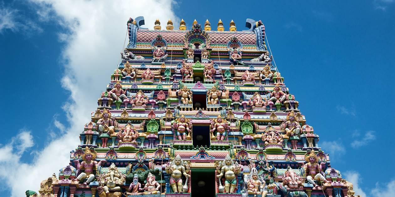 Temple Arul Mihu Navasakthi Vinayagar - Victoria - Mahé - Seychelles