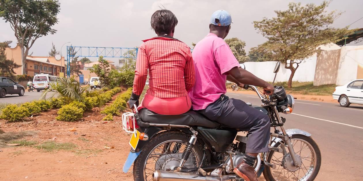 Scène de rue - Kampala - Ouganda