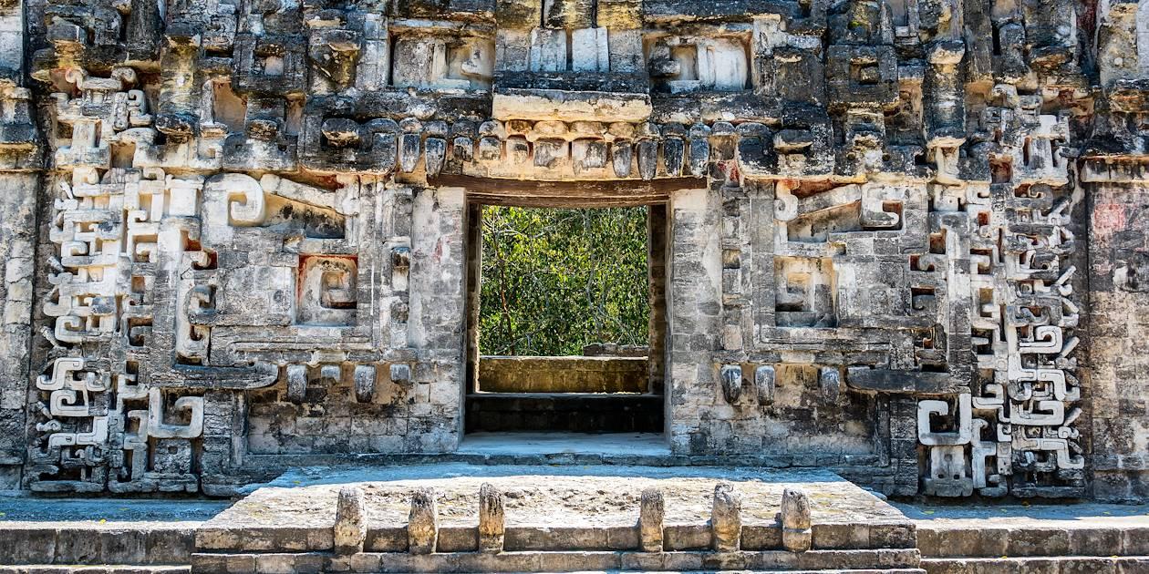 Chicanna - Etat de Campeche - Mexique