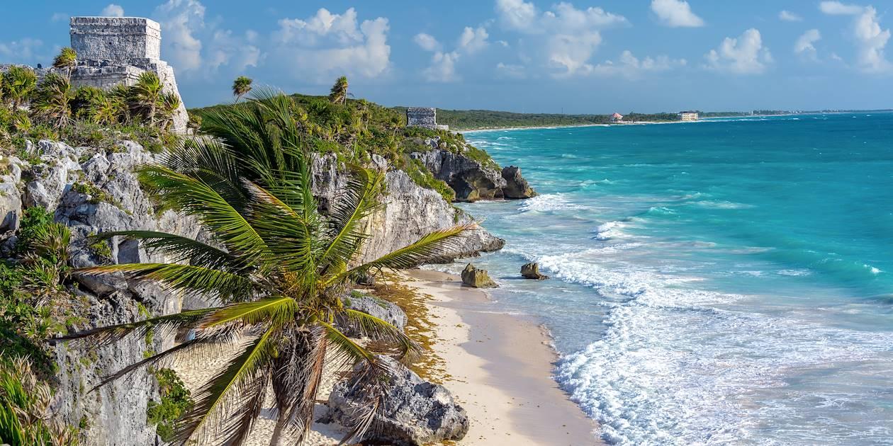 Tulum - État de Quintana Roo - Mexique