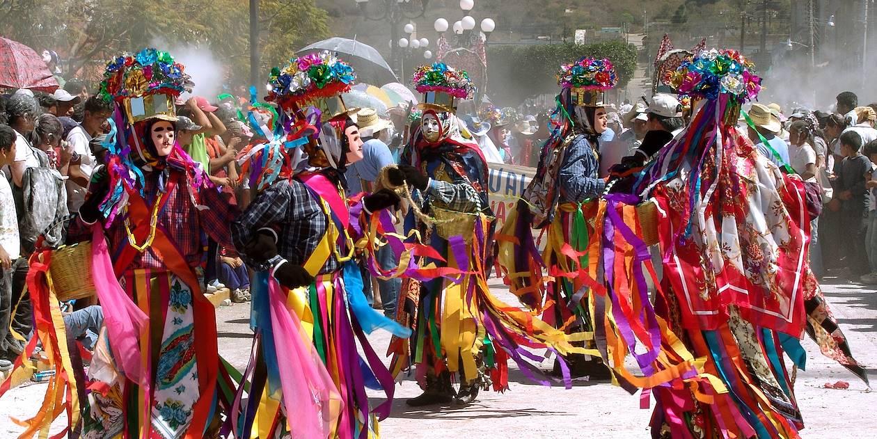 Carnaval Zoque Coiteco - Ocozocoautla Espinoza - Mexique