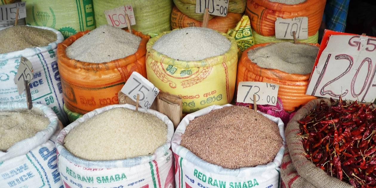 Marché - Sri Lanka