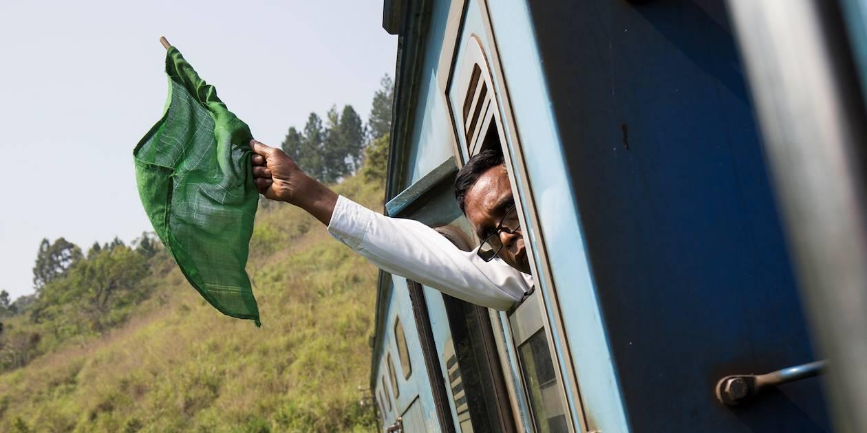 Voyage en train : liaison d'Ella à Kandy - Sri Lanka