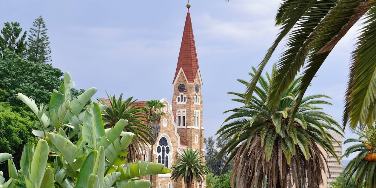 Église luthérienne du Christ (Christuskirche) - Windhoek - Namibie