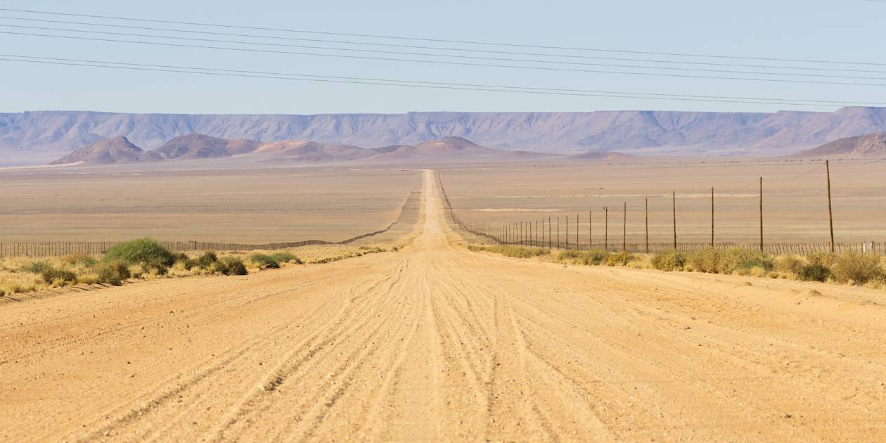 Piste D707 - Aus - Namibie