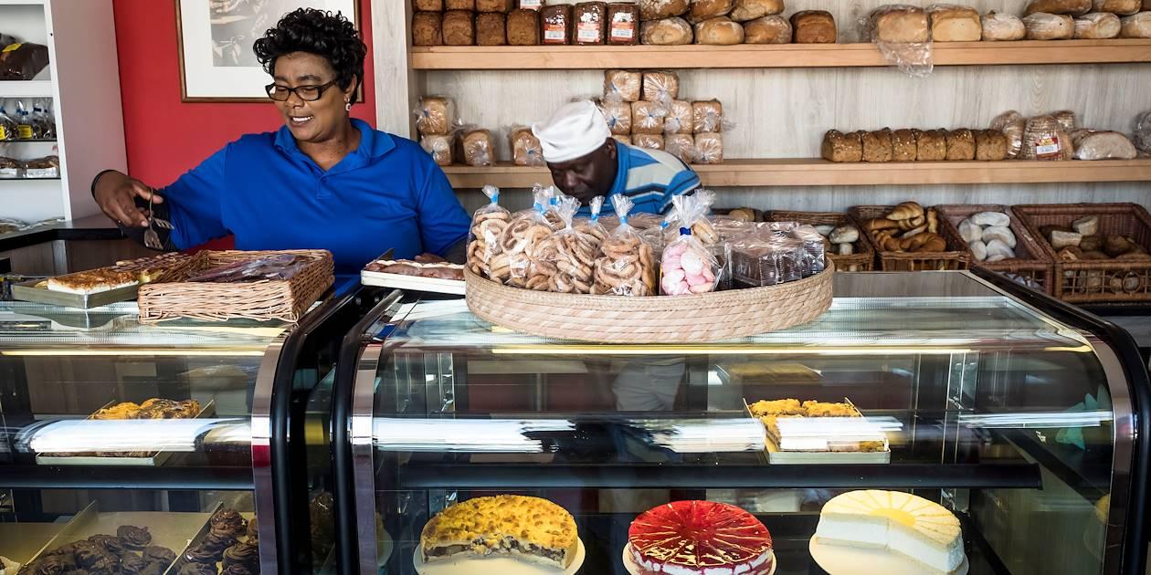 Boulangerie Backerei Przybylski - Swakopmund - La Cote - Namibie