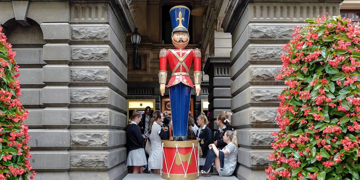 Noël à Melbourne - Australie