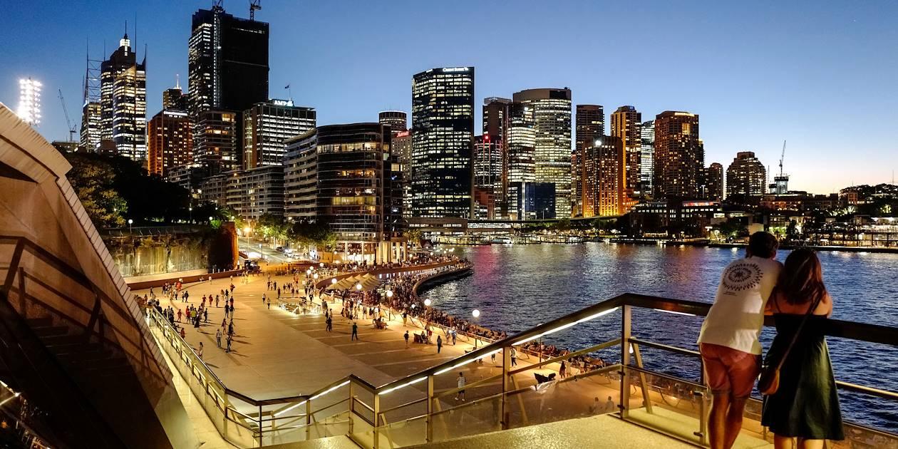 Sydney by night - Australie