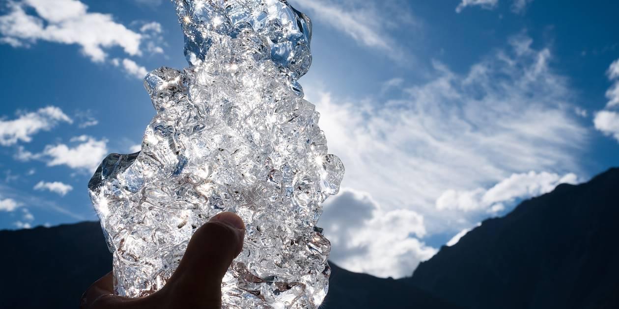 Découverte du Glacier Tasman - Mount Cook - Île du Sud - Nouvelle Zélande