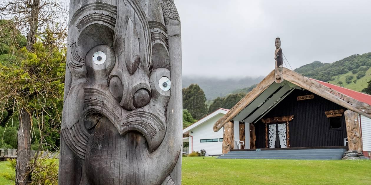 Onuku - Île du Sud - Nouvelle Zélande