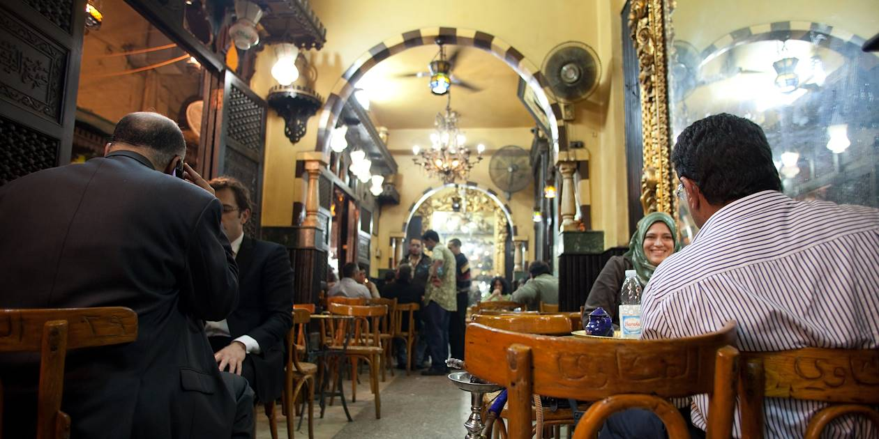 Café El Fishawi - Le Caire - Egypte