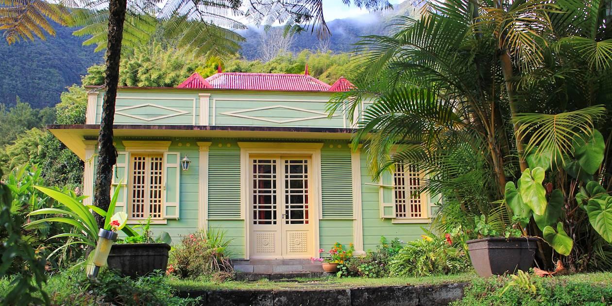 Case créole - La Réunion