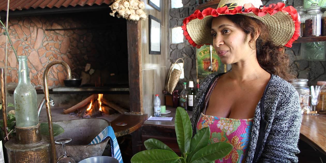 Cours de cuisine créole au Tapacala, chez Raymonda et Mickael - Ilet à Cordes - La Réunion