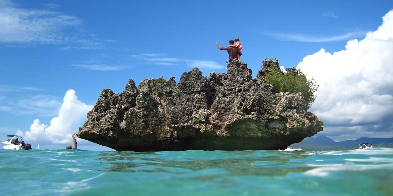 Île aux Bénitiers - Île Maurice
