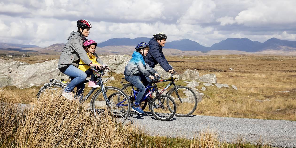 Randonnée en vélo - Irlande