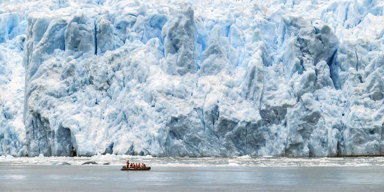 Glacier San Rafael - Patagonie - Chili