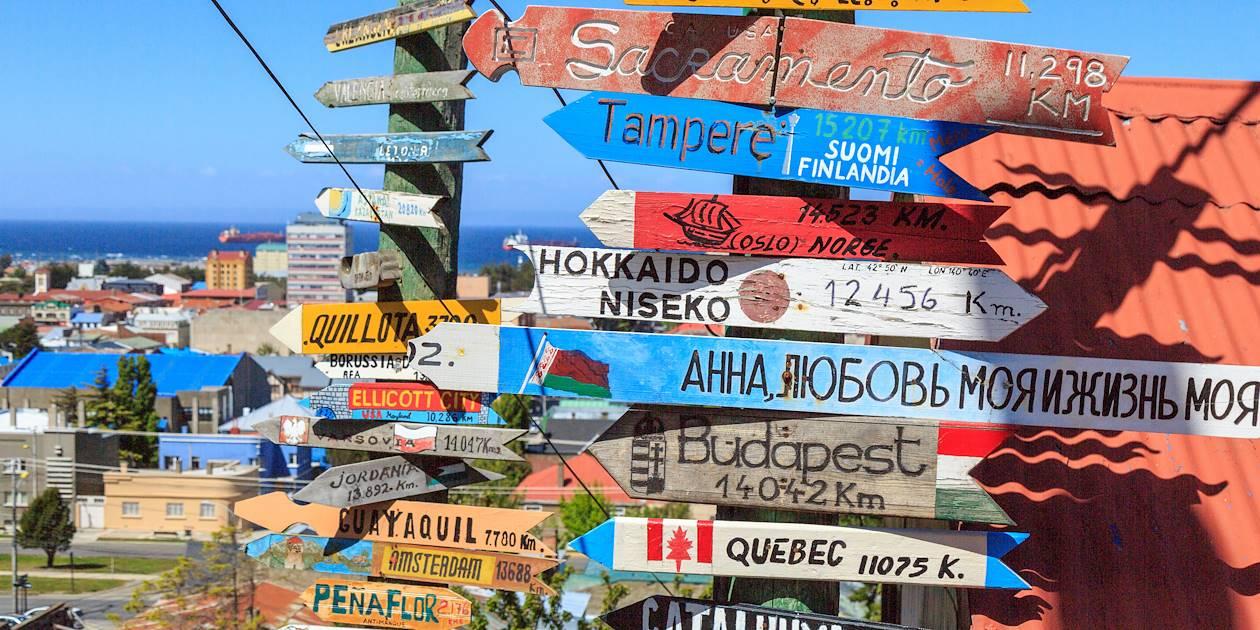 Punta Arenas - Patagonie - Chili