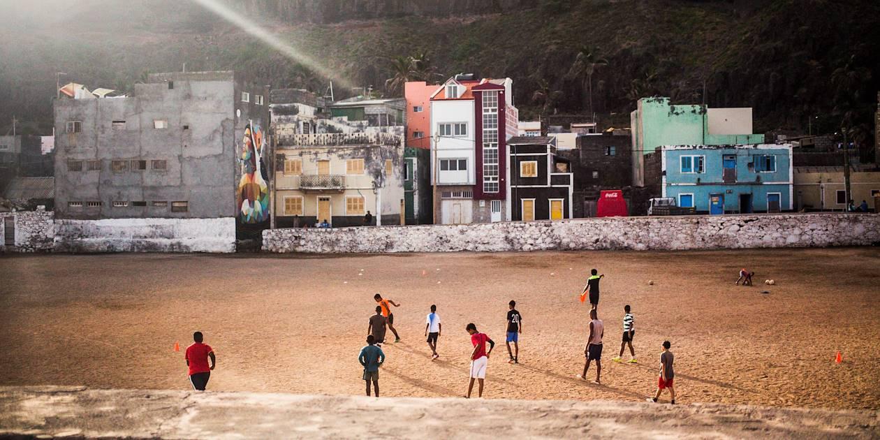 Petit village sur le chemin vers Ponta do Sol - Île de Santo Antao - Cap Vert