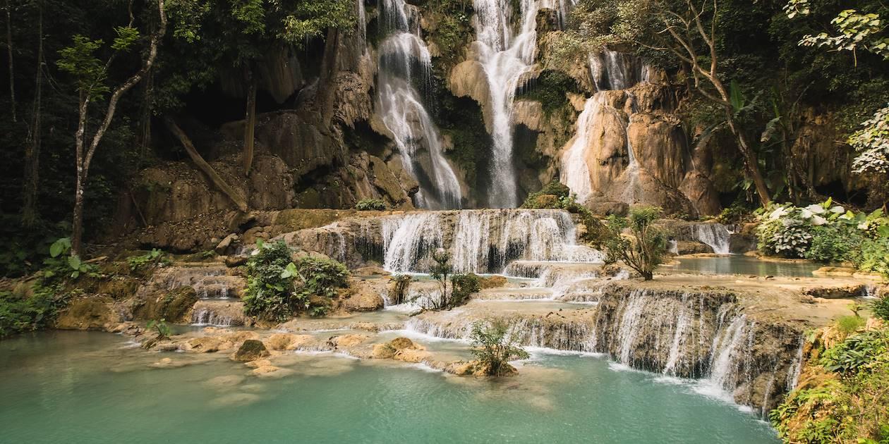Les chutes de Kuang Si - Luang Prabang - Laos