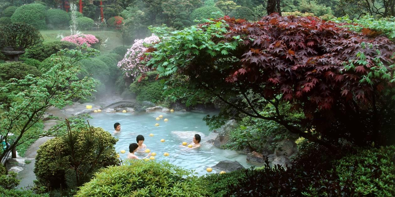 Pamplemousse baignoire - Beppu - Île de Kyushu - Japon