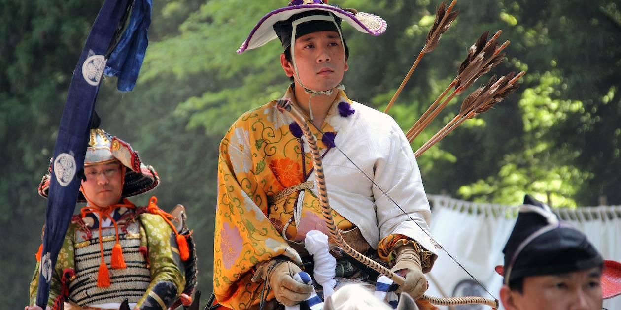 Cérémonie des samourais - Nikko - Région de Kanto - Japon