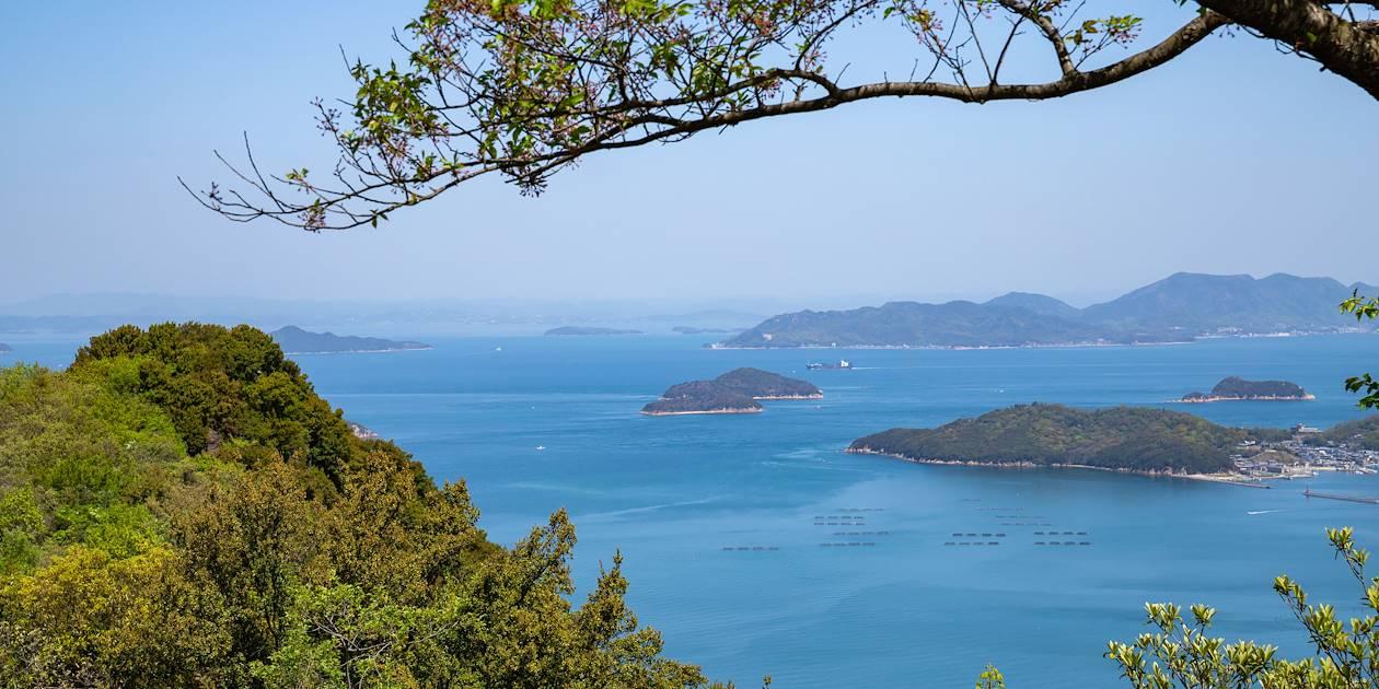 Plateau de Yashima -Takamatsu - Île de Shikoku - Japon