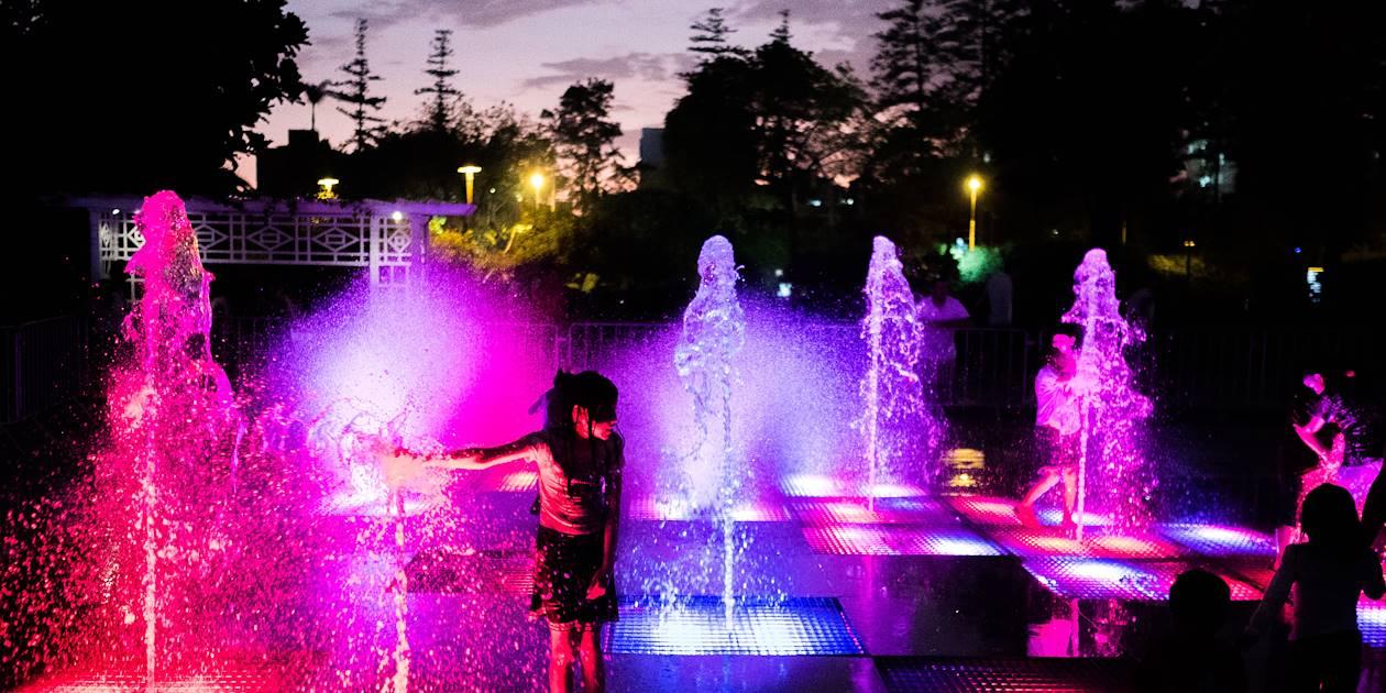 Circuit Magique de l'Eau, spectacle sons et lumières - Lima - Pérou